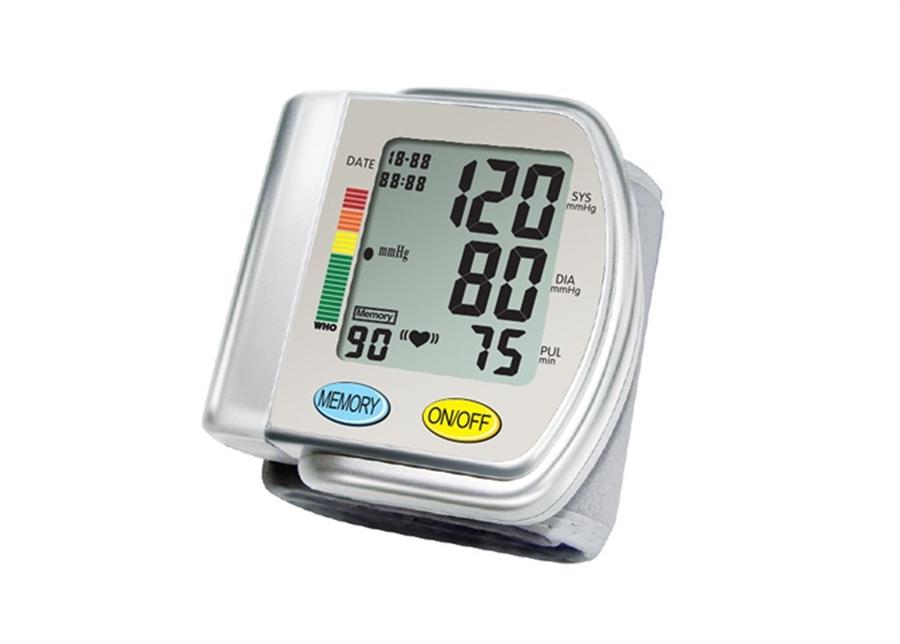Wrist Automatic Blood Pressure Monitor  BP Wrist Cuff