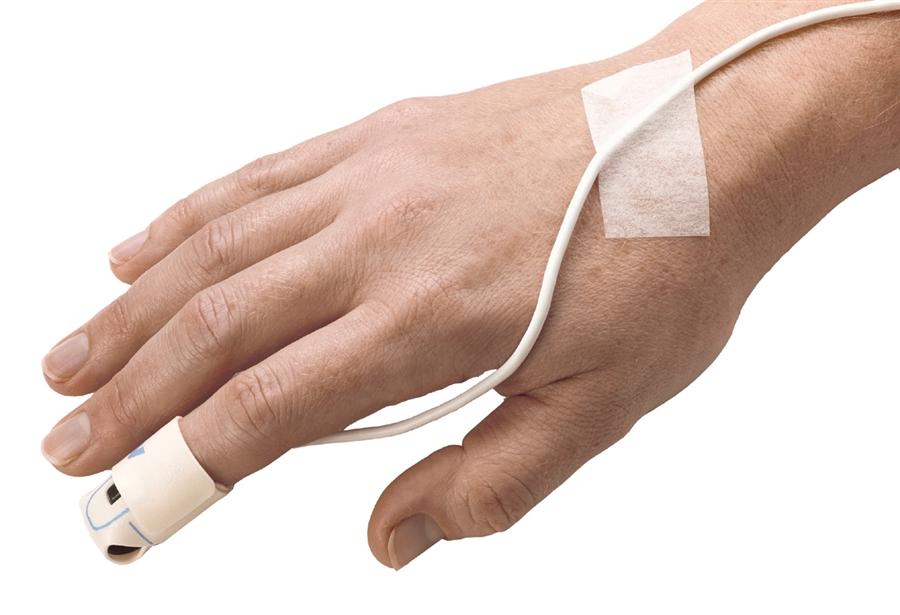 Nonin Pulse Oximeter Probe Spo2 Soft Sensor For Adults
